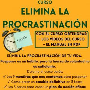 Eliminar la procrastinación